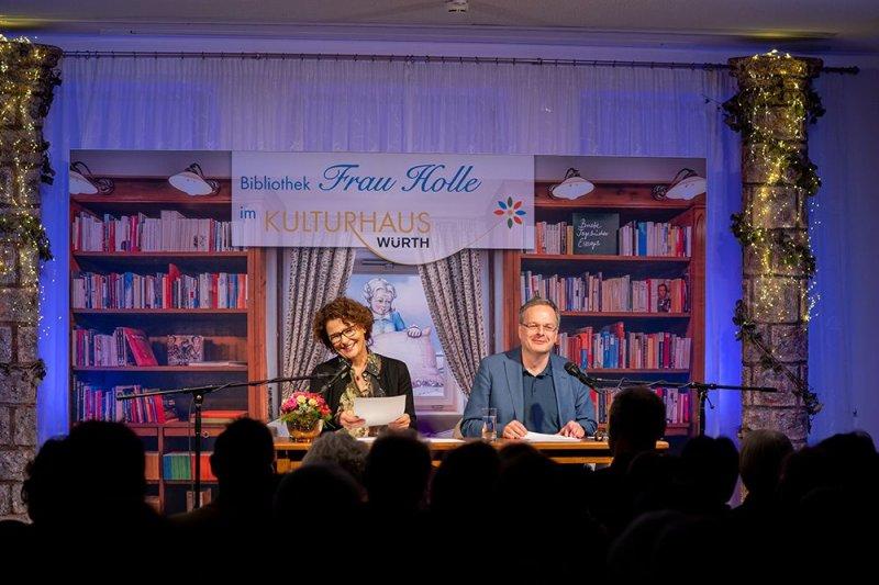 Humorvolle Lesung mit Barbara Auer & Christian Maintz