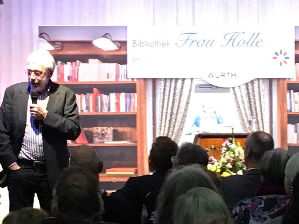 Vortrag Dr. Gerald Hüther am 08.05.19