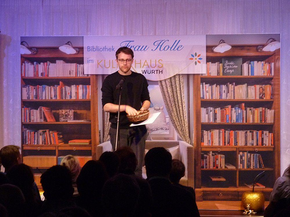 Meister-Kurs der Wortakrobatik mit Lars Ruppel (Poetry Slam Kurs) & Lars Ruppel & Freunde: Poesiebegeisterungsshow 2.0